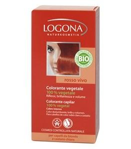 Colorante Vegetale in Polvere Rosso Vivo