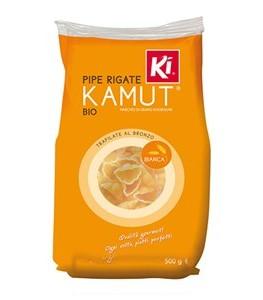 Pipe Rigate di Kamut