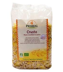 Crunchy alla Quinoa
