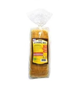 Pane Morbido a Fette di Farro Bio