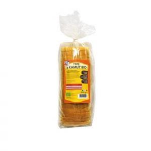 Pane Morbido a Fette di Kamut Bio