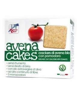 Avenacakes Creckers di Avena con Pomodoro