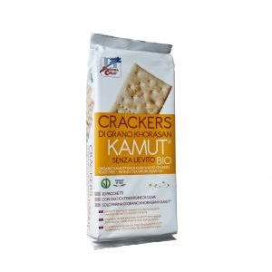 Crackers di Kamut® senza Lievito
