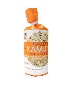 Gallette di Kamut® senza Sale