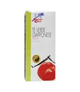 Tè Verde Giapponese Bio in Filtri