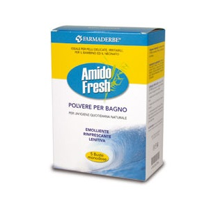Amido Fresh Polvere per Bagno - Natural Care