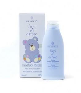 Fiori di Cotone Bagno Shampoo