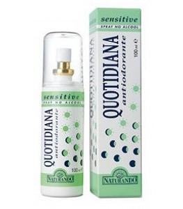 Quotidiana Antiodorante Sensitive