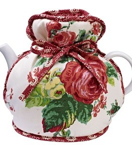 Copriteiera Muff Tea Cosy Alice Rose