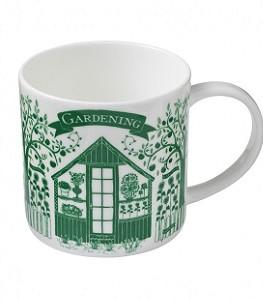 Tazza Mug Gardening